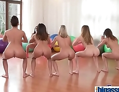 Lesbian Threesome Fitness Fuck Fest(Amy Red&amp_Barbara Bieber&amp_Carolina Star&amp_Cayla Lyons&amp_Keira Night&amp_Mary Kalisy&amp_Rachel Evans&amp_Vanessa Decker) 01 vid-13