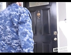 Two Military Dads Swap Teen Daughters