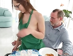 Seducing daddy over and first time Let'_s party you comrade'_s sons of