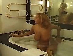 Milf lesbians massage and squirt