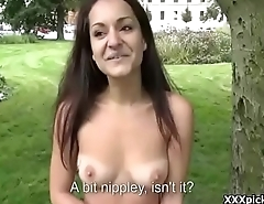 Public Pickup orn With Amateur Sexy Teen Slut 16