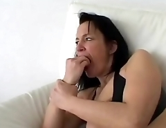 Fisting mouth
