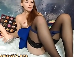 Chat model nyashka-LILI in pantyhose caresses pussy in chat [cams-girl.xyz]