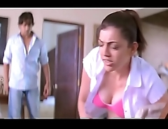 Kajal Agarwal Milky BOOBS show slow-motion